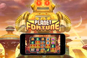 Planet Fortune от Play'n GO
